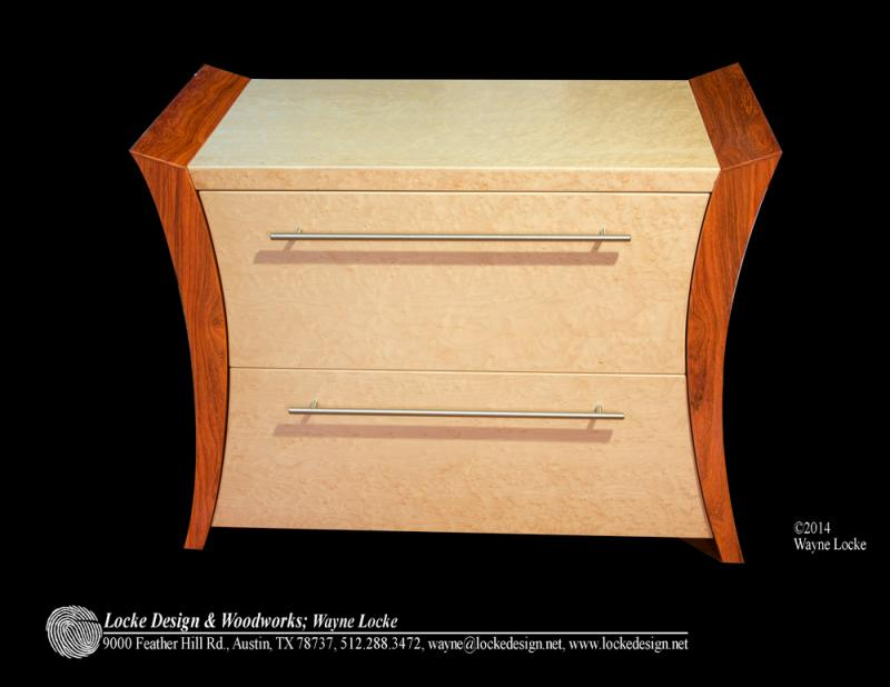 File cabinet locke design woodworks the guild of for Woodworks design office 8
