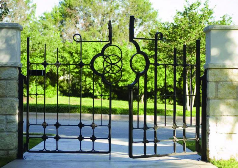 Gardner Gate Lars Stanley Metalworks The Guild Of