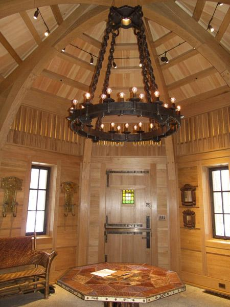 posted in Architectural Lighting Metal Residential Living Room | permalink & Moosehead Lake Chandelier | Lars Stanley Metalworks | The Guild of ... azcodes.com
