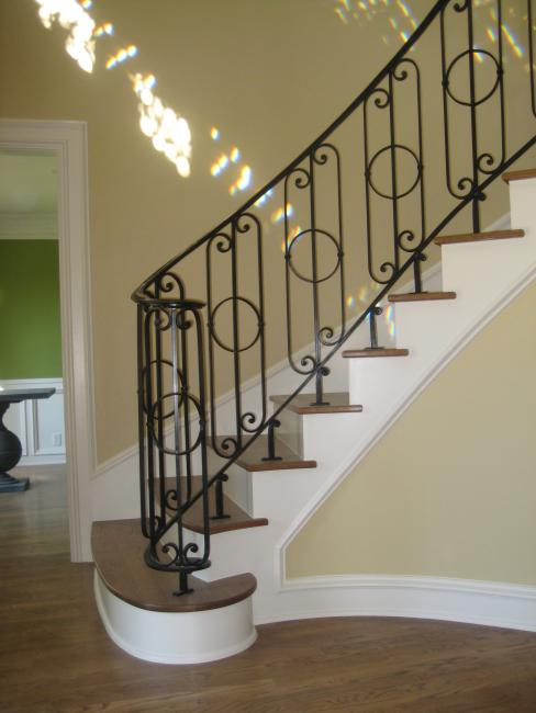 Handrail Projects The Guild Of Austin Artisans