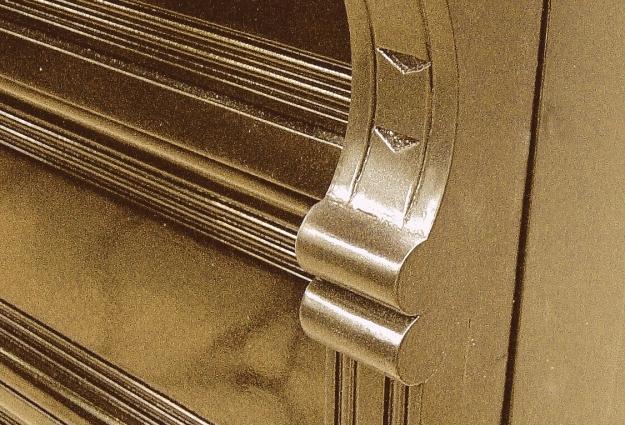closeup details
