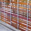 Ipe Privacy Screen on North side